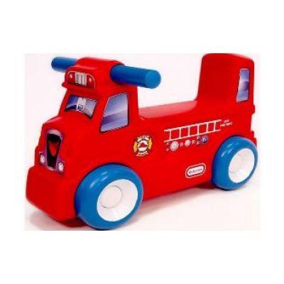Little Tikes - Masinuta pompieri