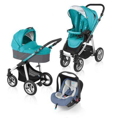 Baby Design - Carucior 3 in 1 Lupo