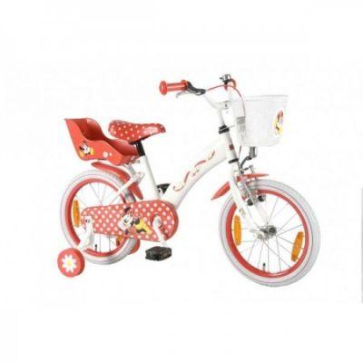 """E&L Cycles - Bicicleta Minnie Mouse 16"""""""