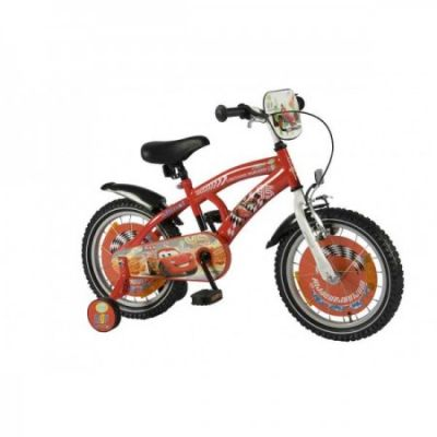 E&L Cycles - Bicicleta Disney Cars 16