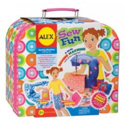 Alex Toys - Masina de cusut pentru copii