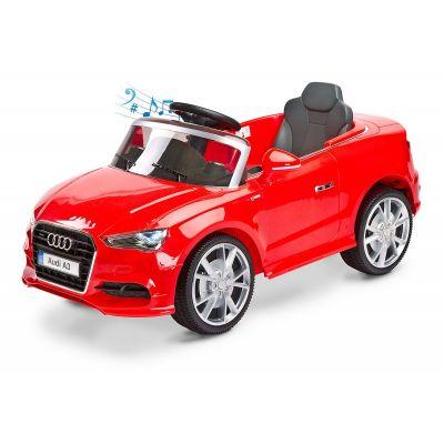 Masinuta electrica Toyz Audi A3 2x6V Red cu telecomanda