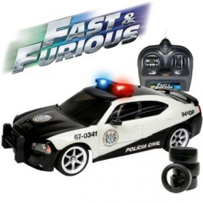 Nikko - Dodge Charger SRT8 Police Fast Five