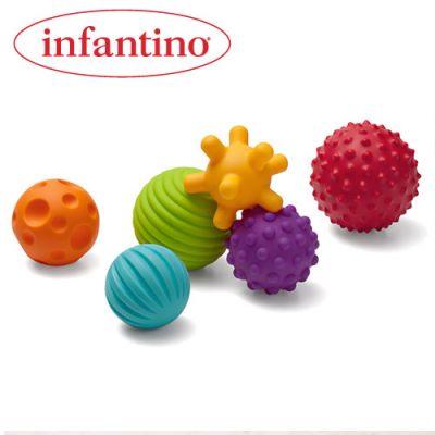 Infantino - Mingii cu diferite texturi