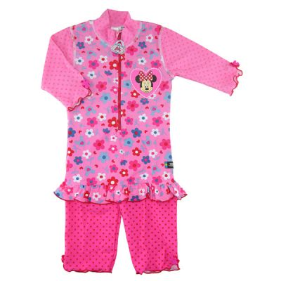 Swimpy - Costum de baie Minnie Mouse cu protectie UV