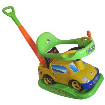Molto - Masinuta Ride-On Pick-Up 5 in 1