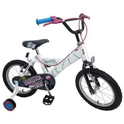 Stamp - Bicicleta 16 Monster high