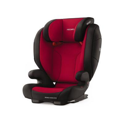 Recaro - Scaun auto 15-36kg Isofix Monza Nova Evo Racing red