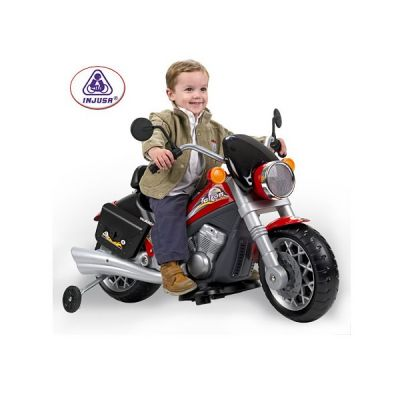 Injusa - Motocicleta Falcon