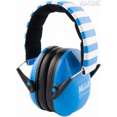 Casti antifonice copii Alpine Muffy albastru