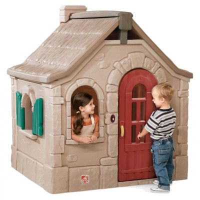 Step2 - Casuta din poveste Naturally Playful StoryBook Cottage