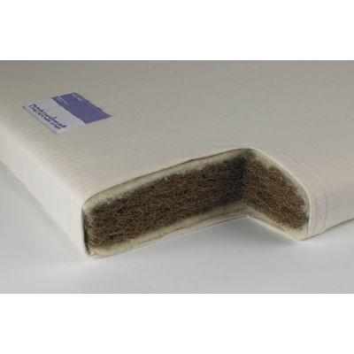 Naturalmat - Saltea Fibre de Cocos Natural Organic 70x140x7,5