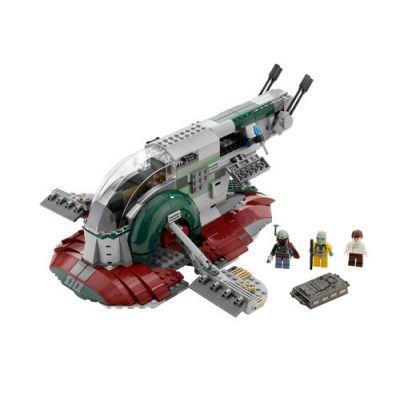 Lego - Star Wars Nava Slave 1