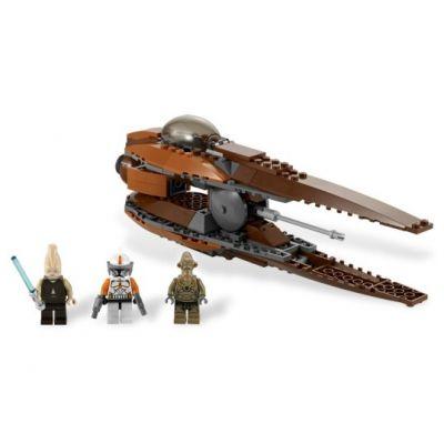 Lego - Star Wars Nava Geonosian Starfighter