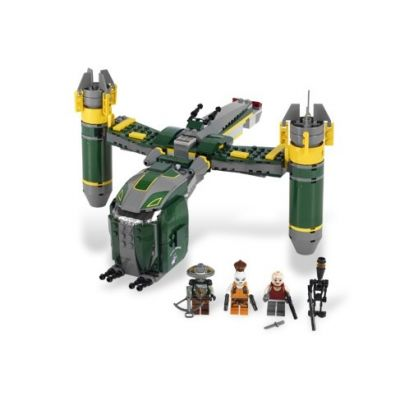 Lego - Star Wars Nava de lupta Bounty Hunter
