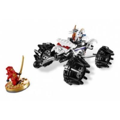 Lego - Ninjago Nuckal's Atv
