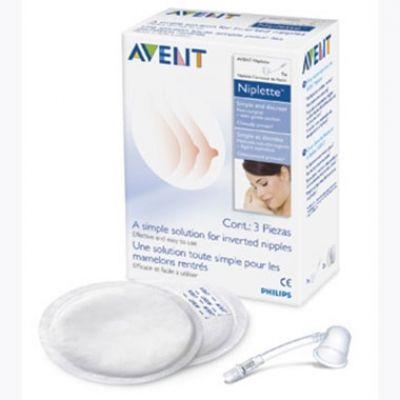 Philips Avent - Niplette corector pentru mamelon