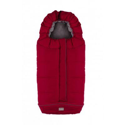 Nuvita - Sac de iarna City 100 cm Red Grey