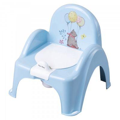 Olita tip scaunel Tega Baby Forest Fairytale Blue