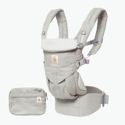 Ergobaby - Marsupiu ergonomic Omni 360 Perl grey