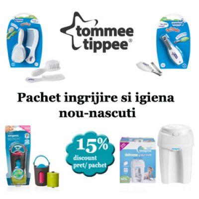 Tommee Tippee - Pachet ingrijire nou-nascut
