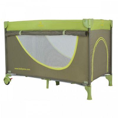 Baby Ono - Patut pliabil Voyager Green