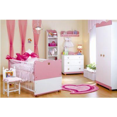 Klups - Mobilier camera copii Princess