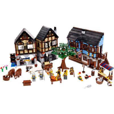 Lego - Piata medievala