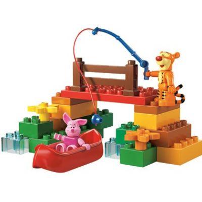 Lego - Duplo Tigger si Piglet in excursie