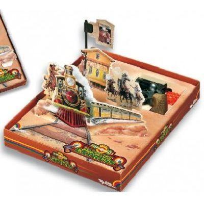 Legler - Pistol cu capse Target 3D Santa Fe