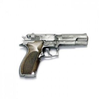 Gonher - Pistol politie Smith 45 Gold