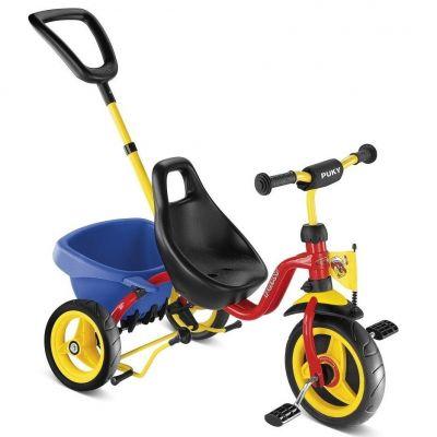 Puky - Tricicleta cu maner 232