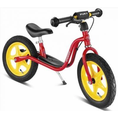 Puky - Bicicleta fara pedale si cu frana pe spate