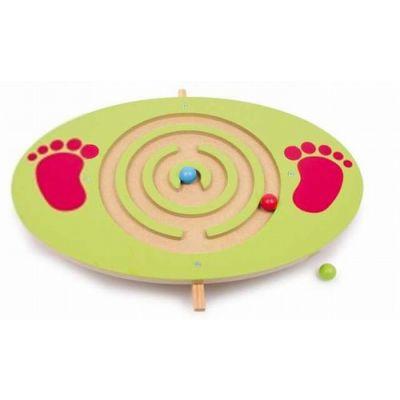 Legler - Placa pentru balans/echilibru cu labirint