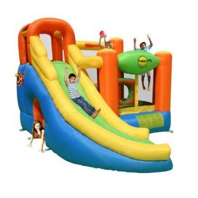 Happy Hop - Saltea gonflabila Play center 10 in 1