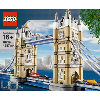 Lego - Tower Bridge
