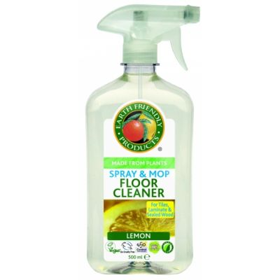 Earth Friendly Products - Solutie pentru curatat podele si mobila 500ml