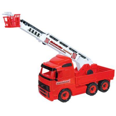 Gozan - Masina de pompieri
