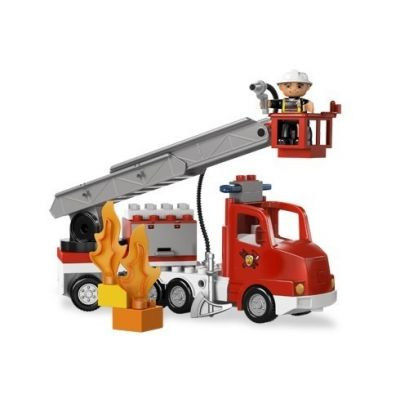 Lego - Duplo Camion pompieri