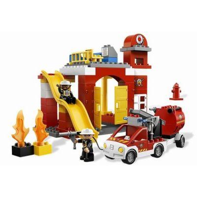 Lego - Duplo Statie de pompieri