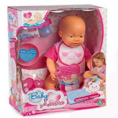 Giochi Preziosi -  Baby Amore Pipi Popo Fetita