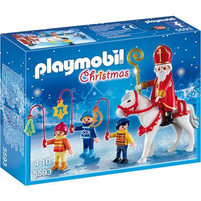 Playmobil - Sfantul nicolae si parada luminoasa