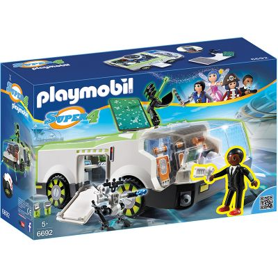 Playmobil - Vehiculul cameleon