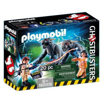 Playmobil - Venkman si caini infricosatori