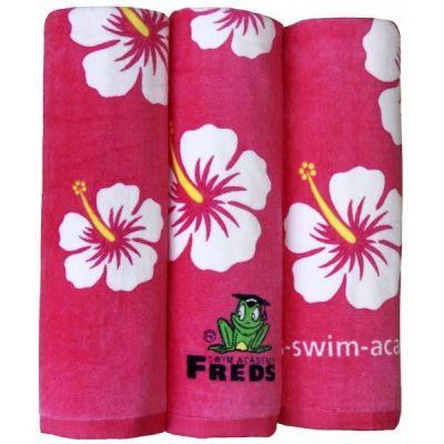 Freds Swim Academy - Prosop de plaja