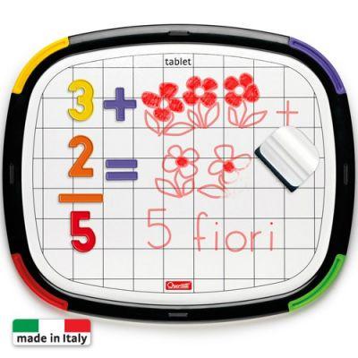 Quercetti - Tableta Magnetica Numere