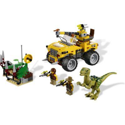 Lego - Urmarire de raptor Dino Strike
