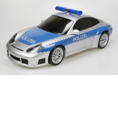 Nikko - Masinuta de politie Porsche 911