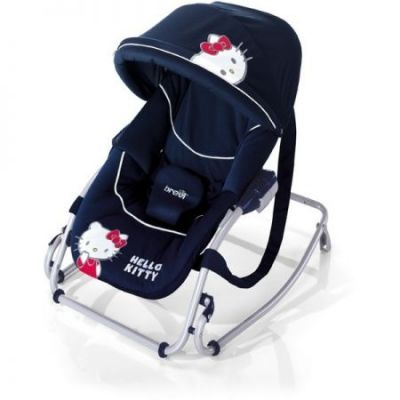 Brevi - Balansoar cu parasolar Baby Rocker Hello Kitty