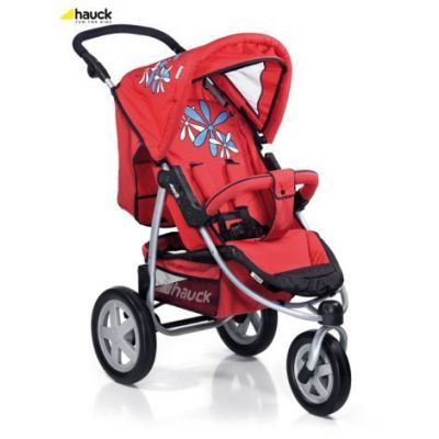 Hauck - Carucior Jogger Roadster SL spring red
